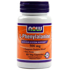 Nootropic L-phenylalanine