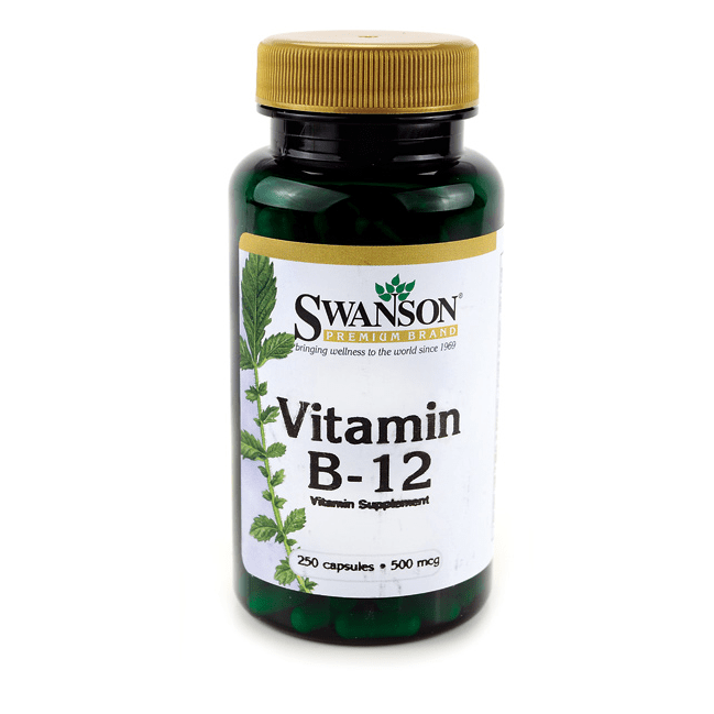 Nootropic Vitamin B12