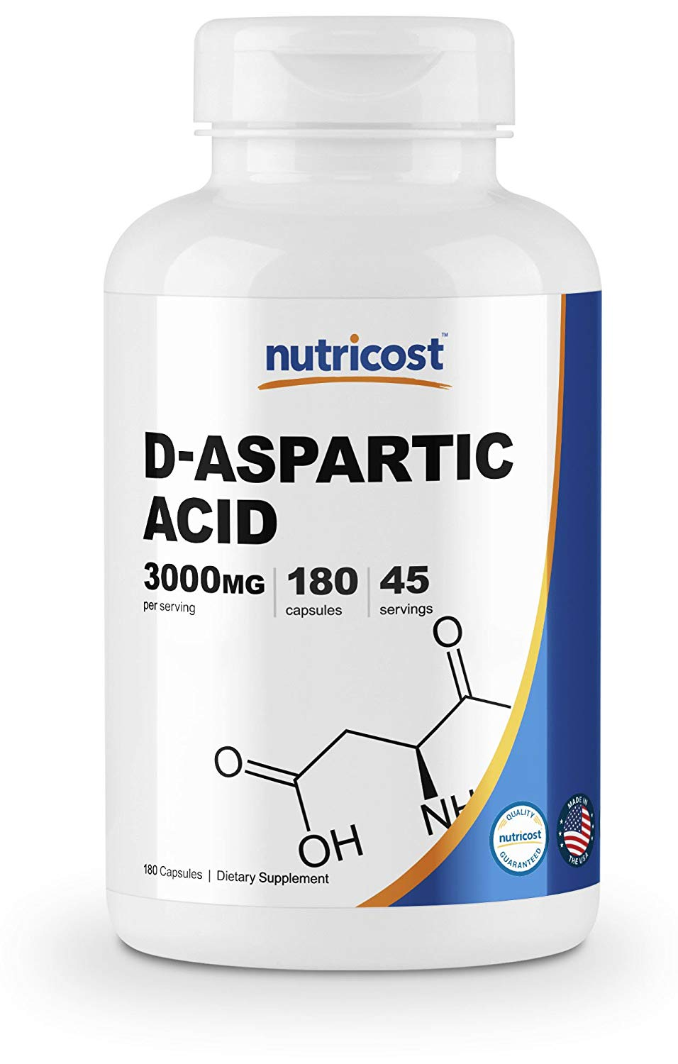Nootropic D-Aspartic Acid